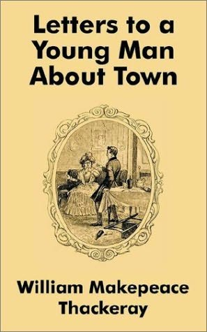 letter of interest letters to a about town by william makepeace 10841