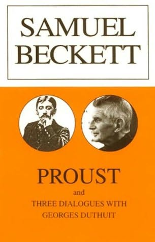 book cover of Proust