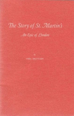 book cover of The Story of St. Martin\'s