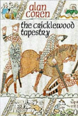 book cover of The Cricklewood Tapestry