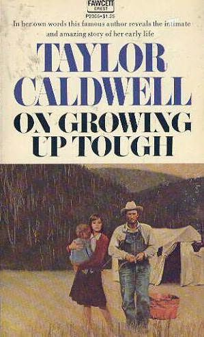 book cover of On Growing Up Tough
