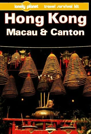 book cover of Hong Kong, Macau and Canton