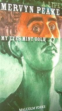book cover of My Eyes Mint Gold