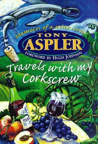 book cover of Travels With My Corkscrew