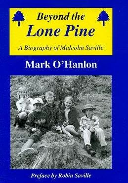 book cover of Beyond the Lone Pine