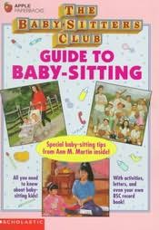 book cover of Guide to Baby-Sitting
