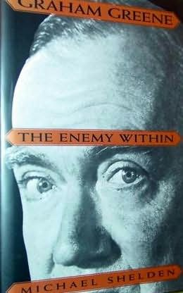 book cover of Graham Greene