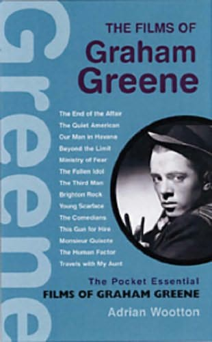 book cover of The Films of Graham Greene
