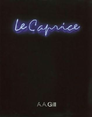book cover of Le Caprice
