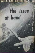 book cover of The Issue at Hand