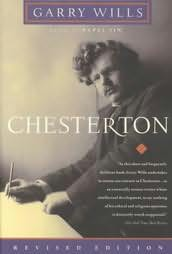 book cover of Chesterton