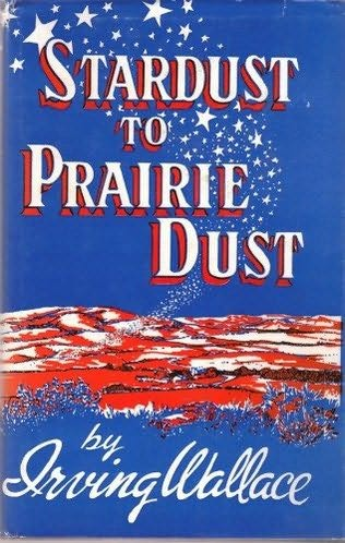 book cover of Stardust to Prairie Dust