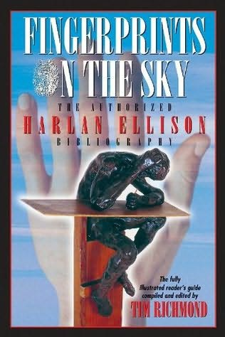 book cover of Fingerprints on the Sky