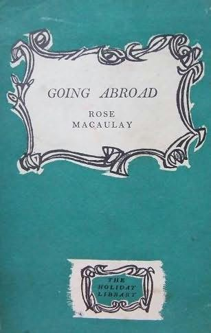 book cover of Going Abroad