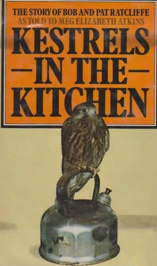 book cover of Kestrels in the Kitchen