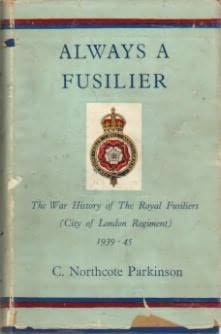 book cover of Always a Fusilier