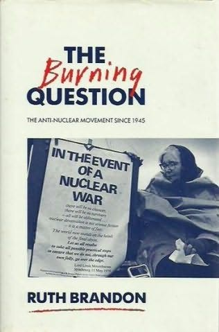 book cover of The Burning Question