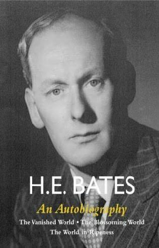 book cover of H.E.Bates Autobiography