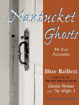 book cover of Nantucket Ghosts