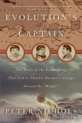 book cover of Evolution\'s Captain
