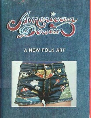book cover of American Denim