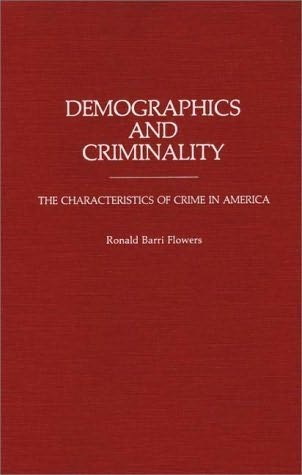 book cover of Demographics and Criminality