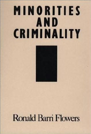 book cover of Minorities and Criminality