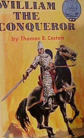 book cover of William the Conqueror