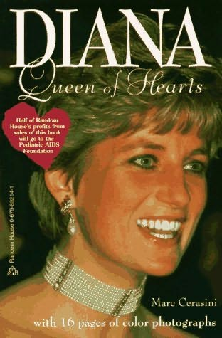 book cover of Diana Queen of Hearts