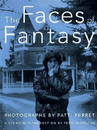 book cover of The Faces of Fantasy