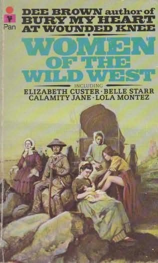 book cover of Women of the Wild West