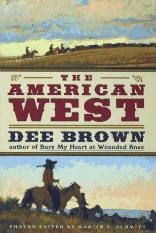 book cover of The American West