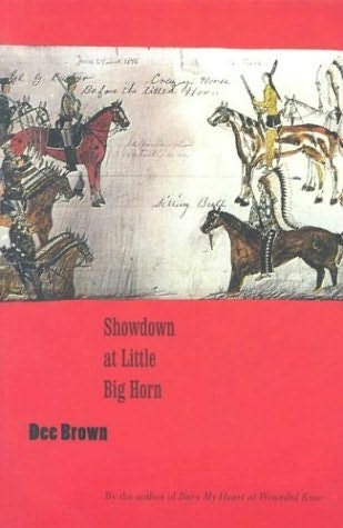 book cover of Showdown At Little Big Horn