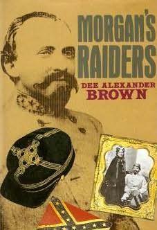 book cover of Morgan\'s Raiders