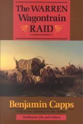 book cover of The Warren Wagontrain Raid