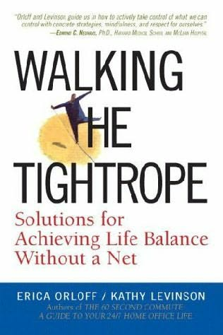 book cover of Walking the Tightrope