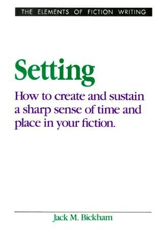 book cover of Setting