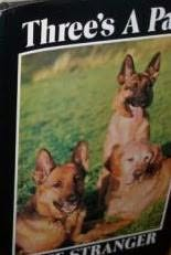 book cover of Three\'s a Pack