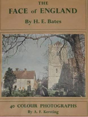 book cover of The Face of England
