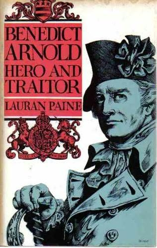 book cover of Benedict Arnold