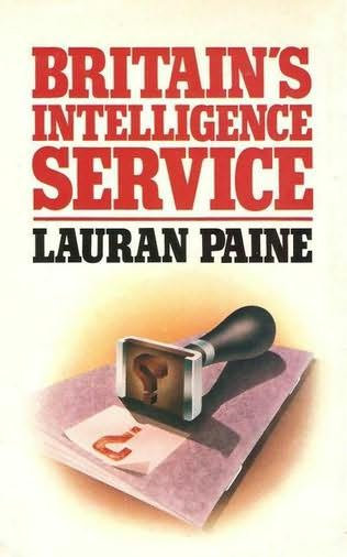 book cover of Britain\'s Intelligence Service