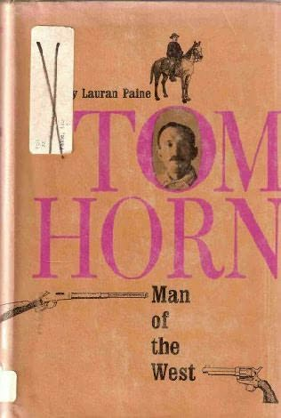 book cover of Tom Horn