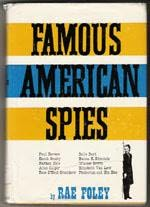 book cover of Famous American Spies