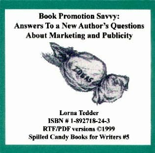 book cover of Book Promotion Savvy
