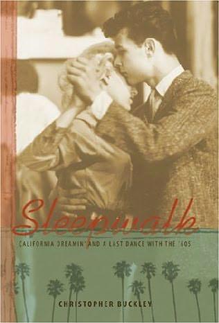 book cover of Sleepwalk
