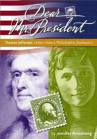 book cover of Thomas Jefferson