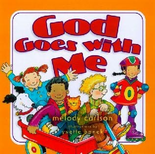 book cover of God Goes with Me