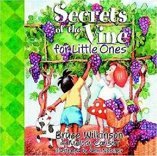 book cover of Secrets of the Vine for Little Ones