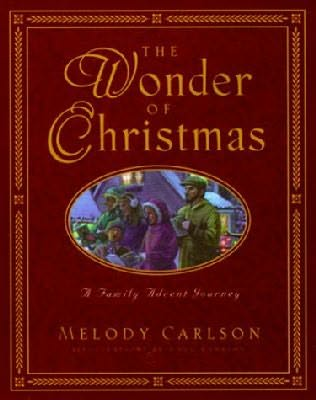 book cover of The Wonder of Christmas