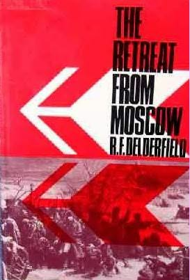 book cover of Retreat from Moscow